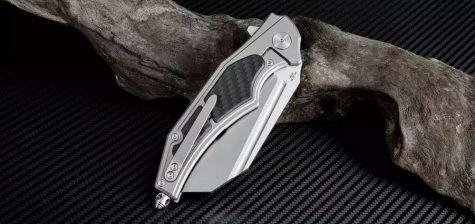 Artisan Cutlery Apache ATZ-1813G grau