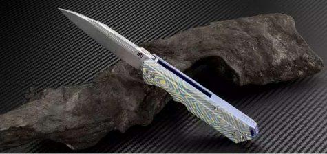 Artisan Cutlery Littoral ATZ-1703G BU02