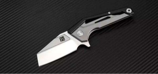 Artisan Cutlery Ravine ATZ-1819G titan schwarz
