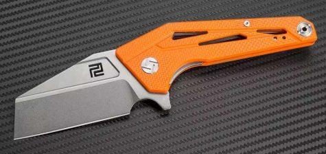 Artisan Cutlery Ravine ATZ-1819P G10 orange